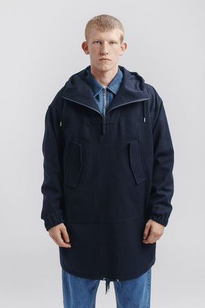 Shannon jacket dark navy