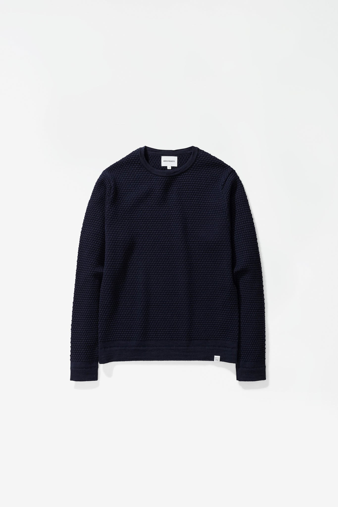 Skagen bubble sweater dark navy