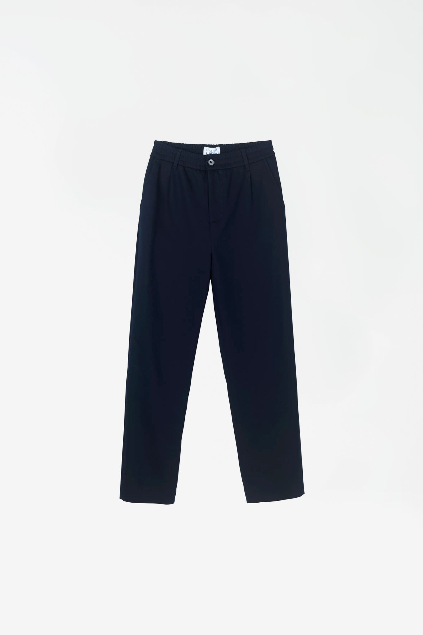 Smoke trousers navy