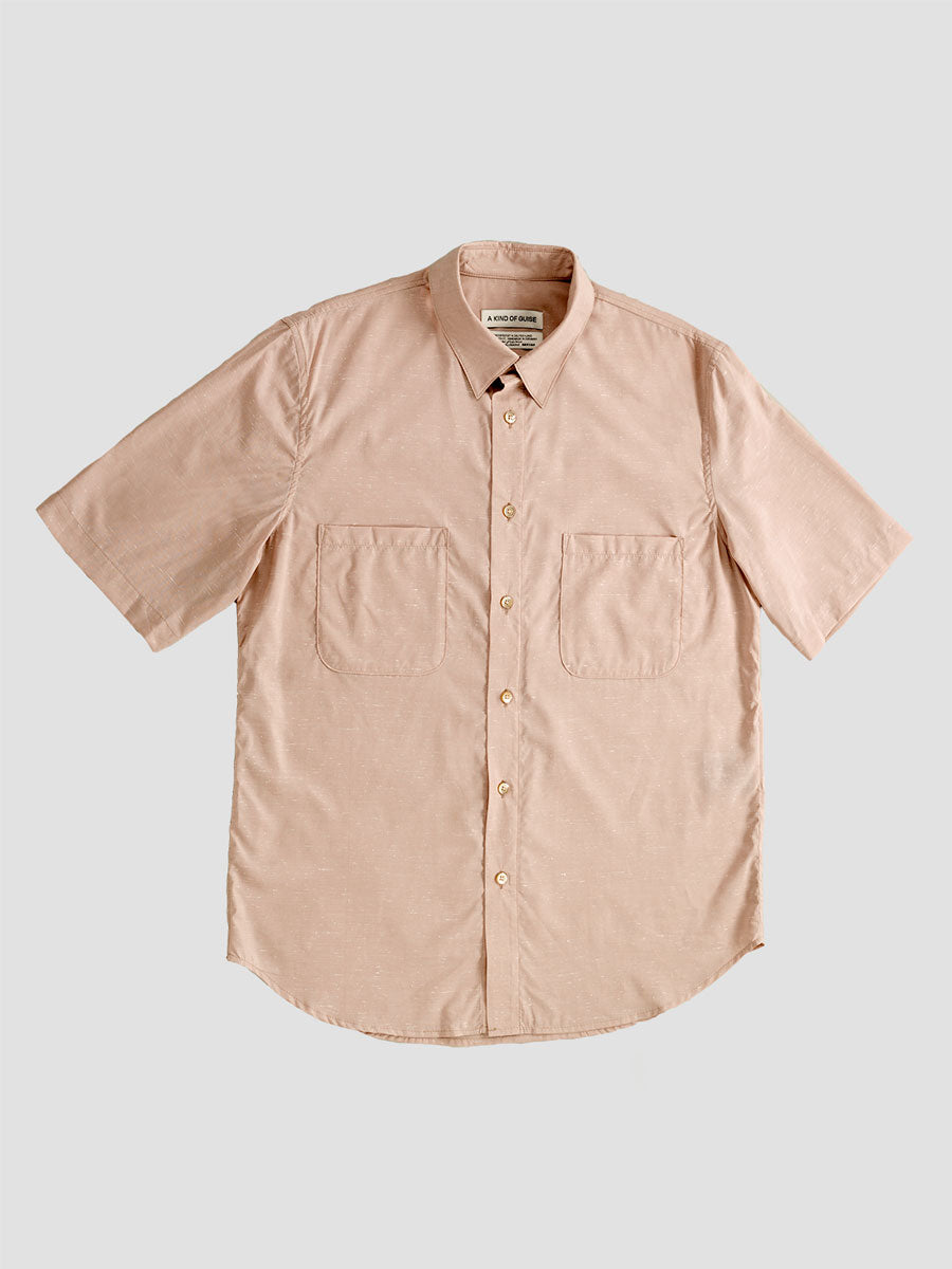 A Kind of Guise. Roy shirt pale pink