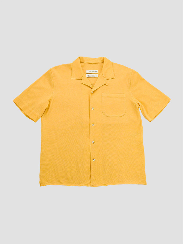 A Kind of Guise. Gioia shirt yellow