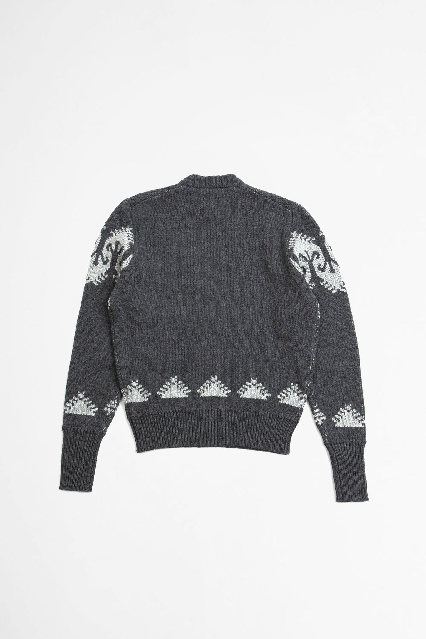 Sweater jean grey/chine grey