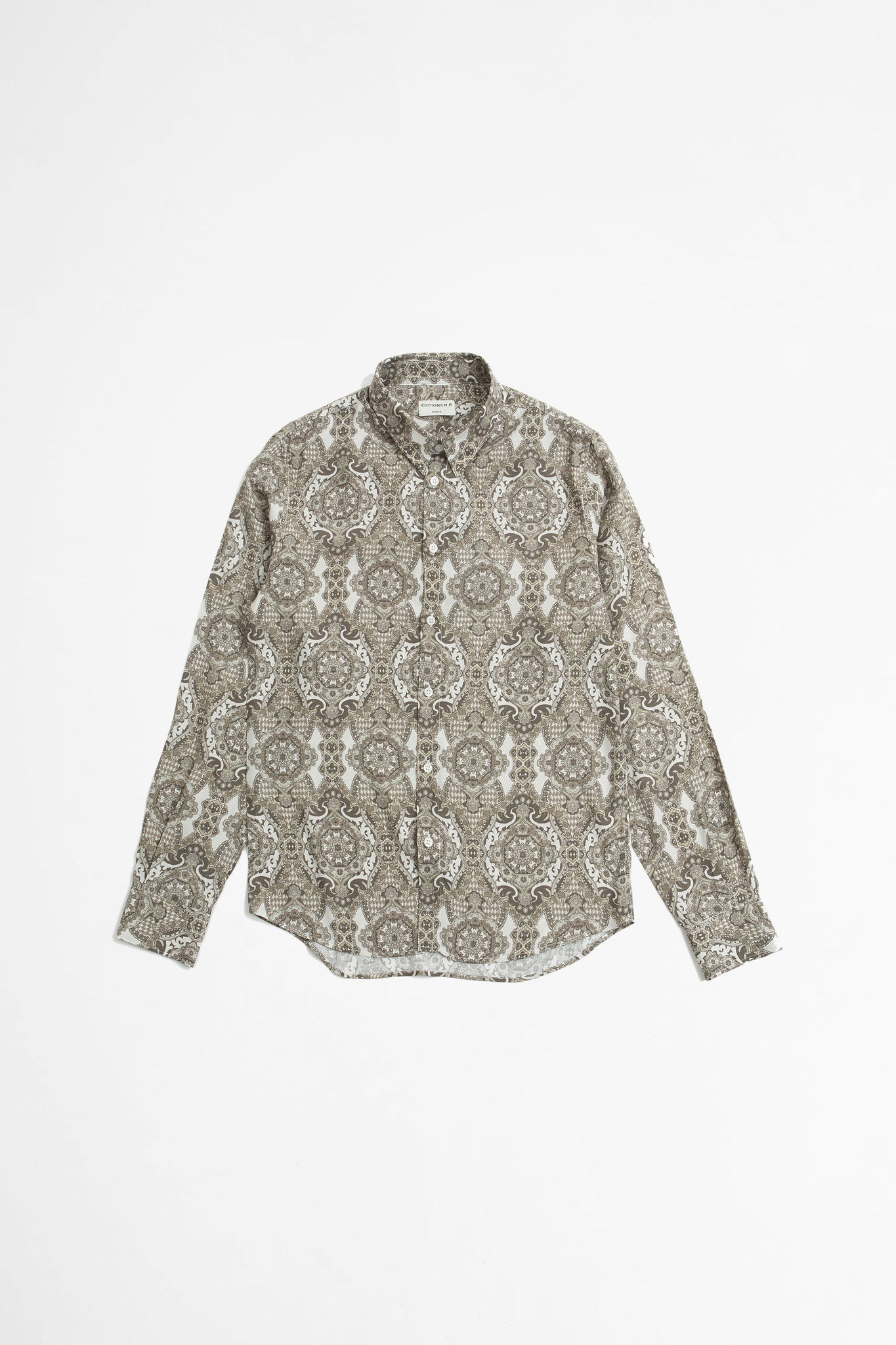 Shirt st germain monochrome