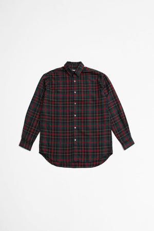 Shirt pantheon black/red/green