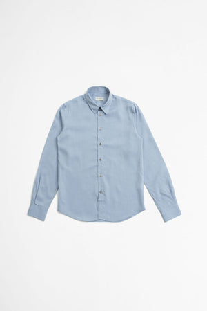 Shirt st germain chambray blue