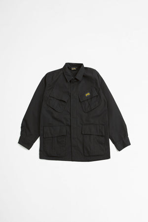 Tropical Jacket black