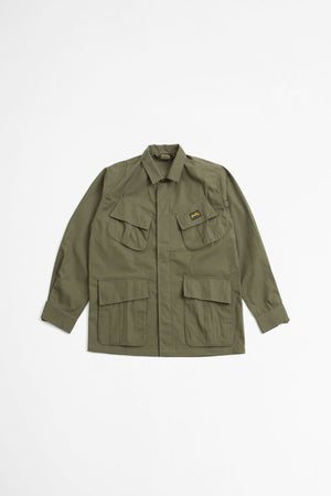 Tropical Jacket olive