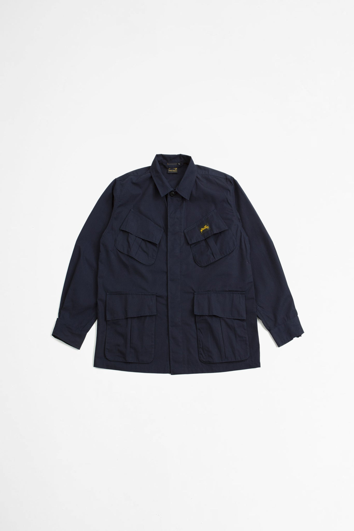 Tropical Jacket navy