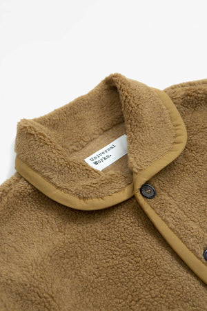 Lancaster jacket mountain fleece sand