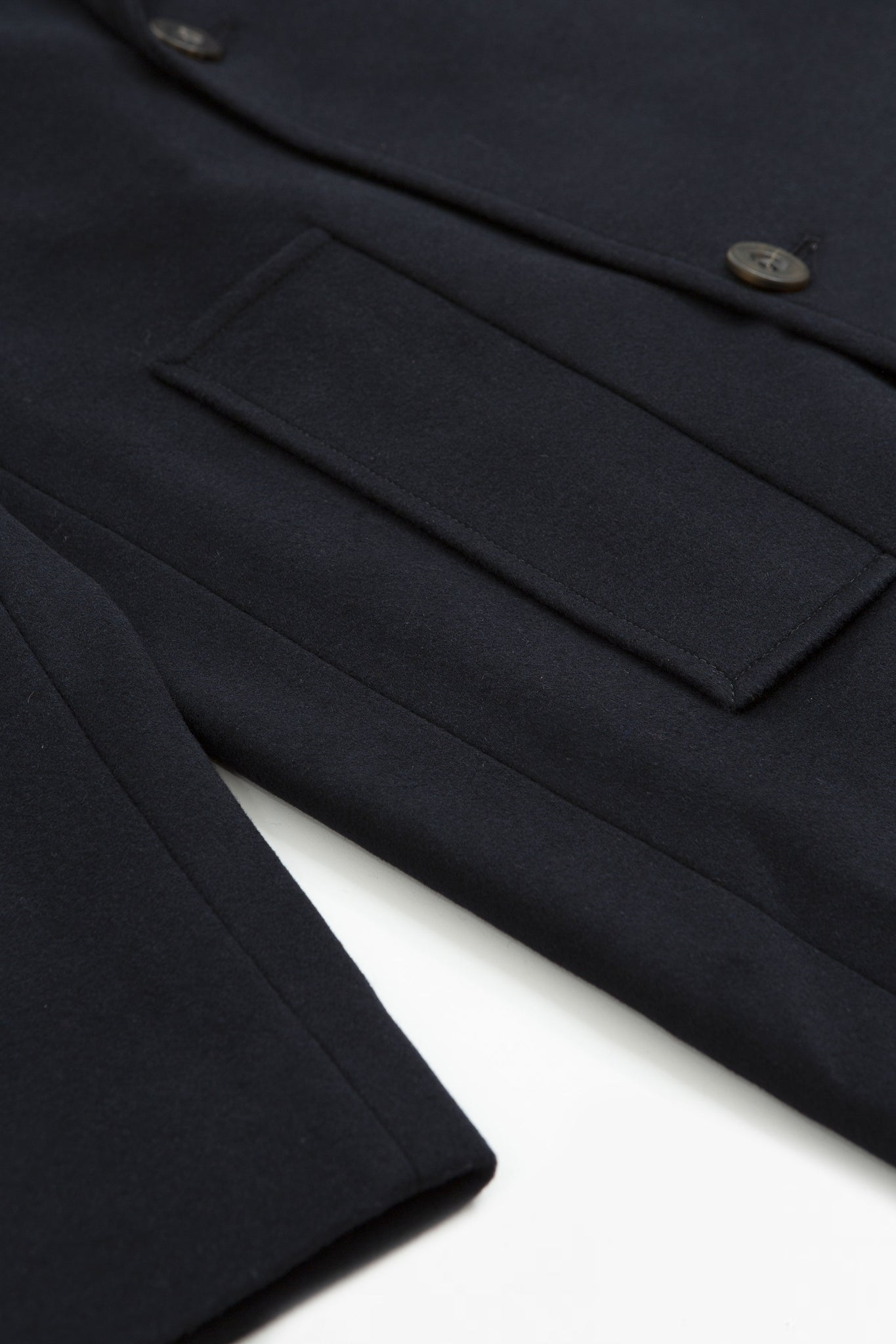 Foundation coat dark navy
