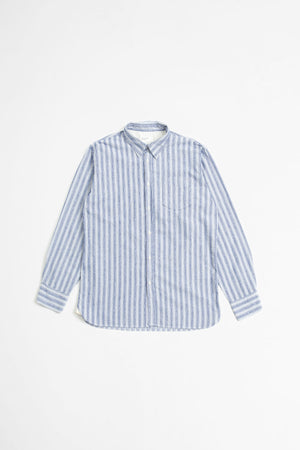 New standard shirt pj stripe cotton