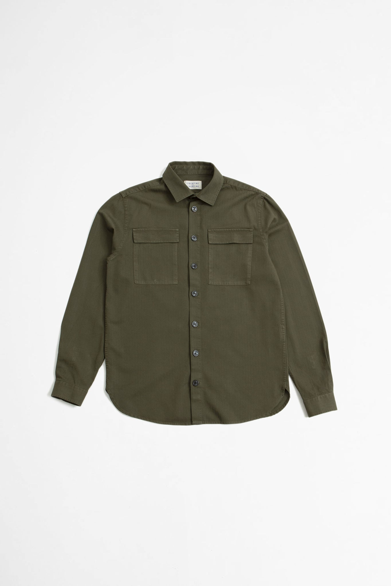 Nation shirt olive