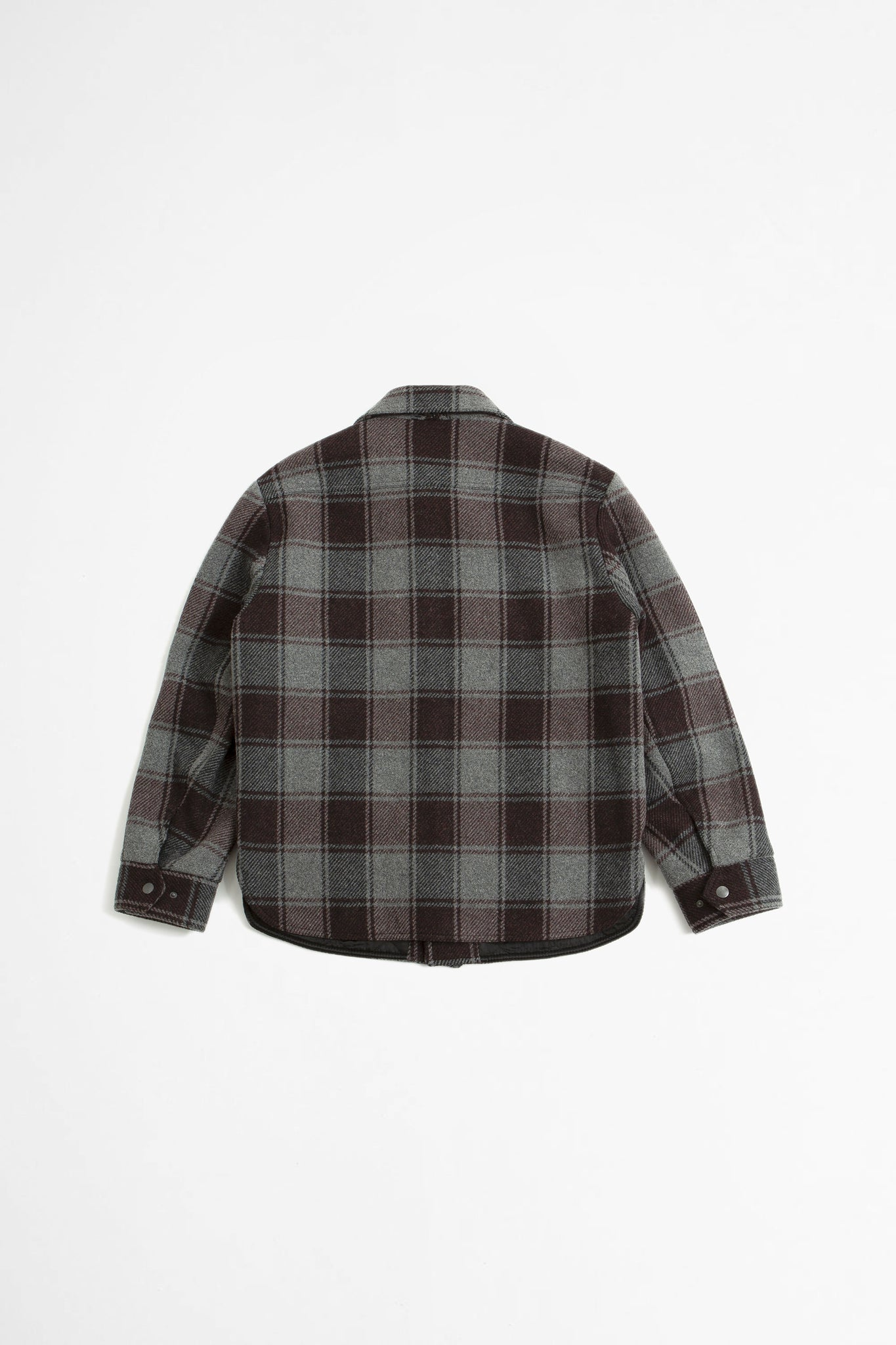 Vale jacket grey check