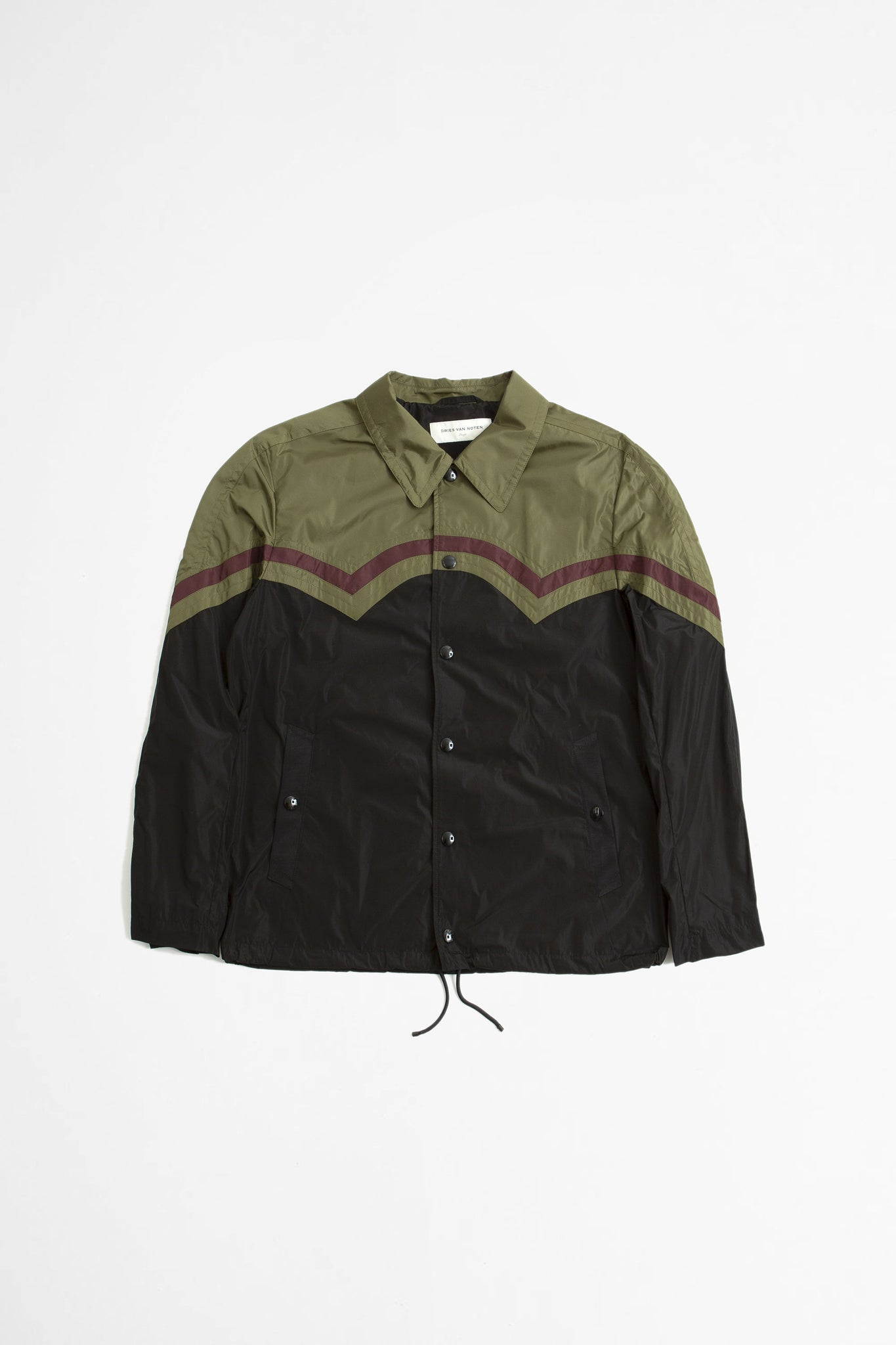 Villow jacket black