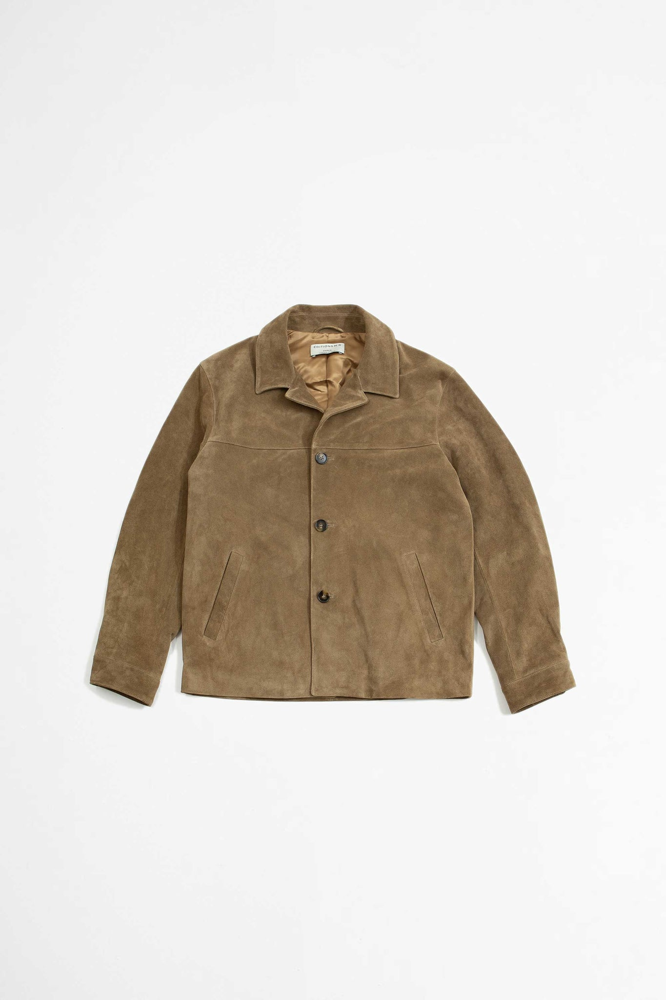 Safari jacket taupe