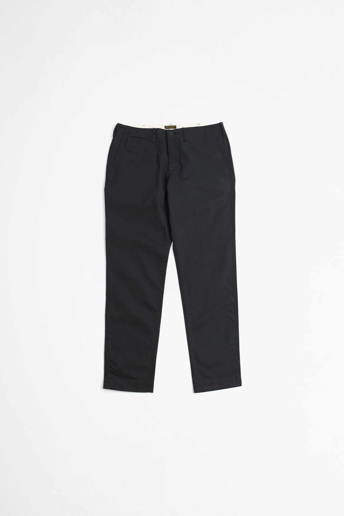 Classic chino trousers navy