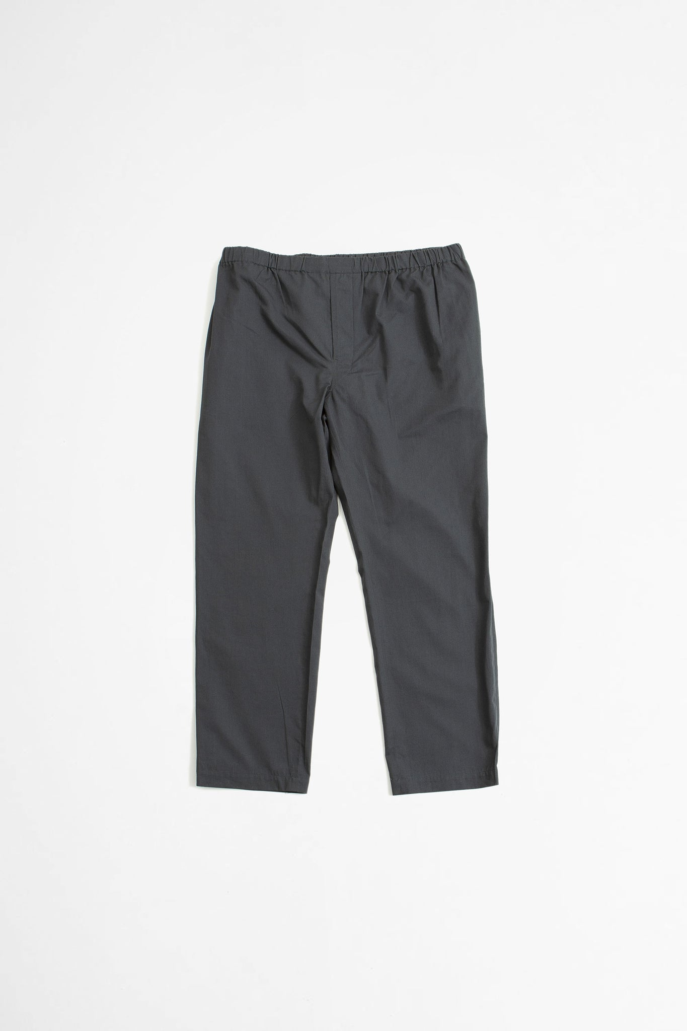 Large elasticated pants anthracite
