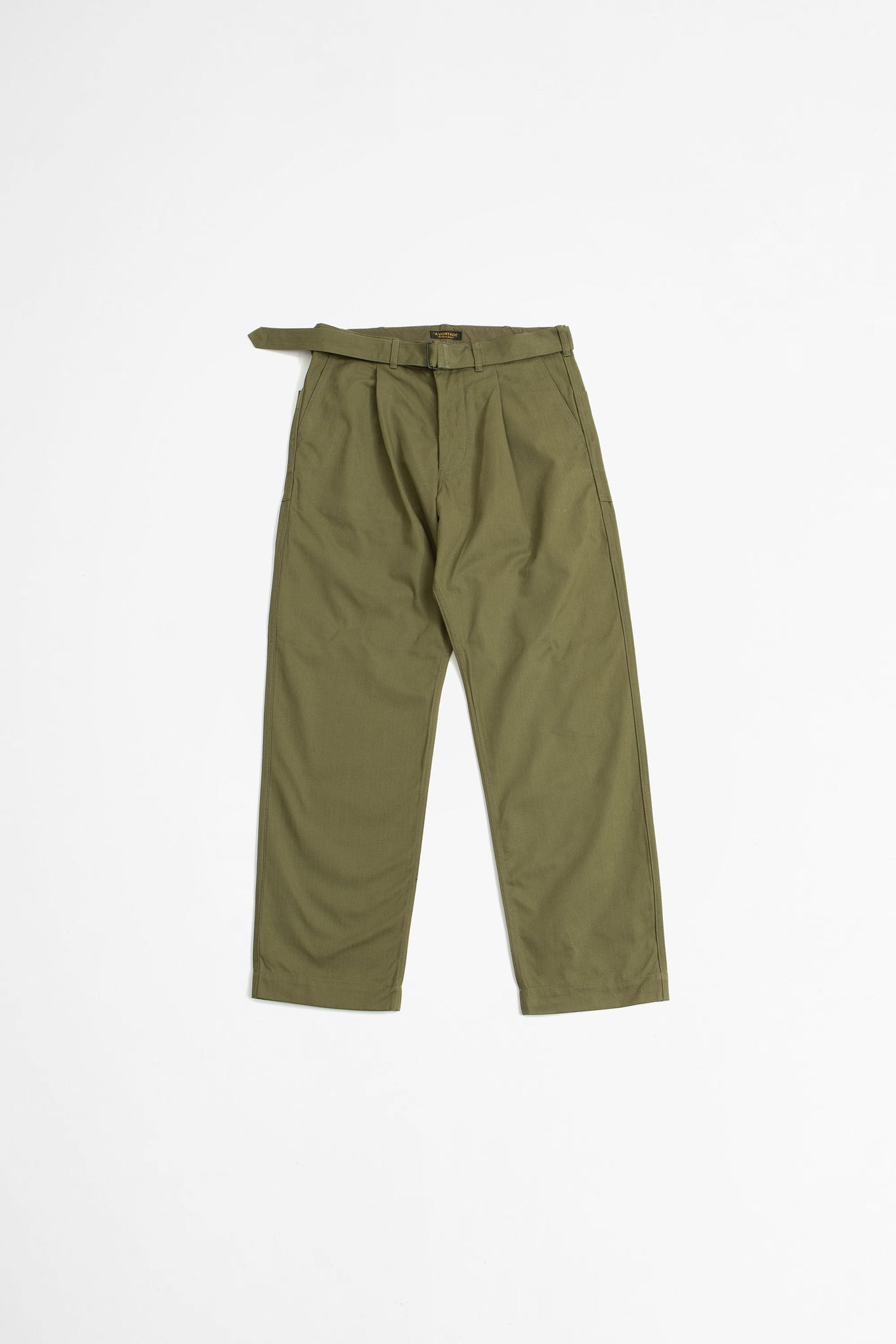 Mil. cookman trousers olive