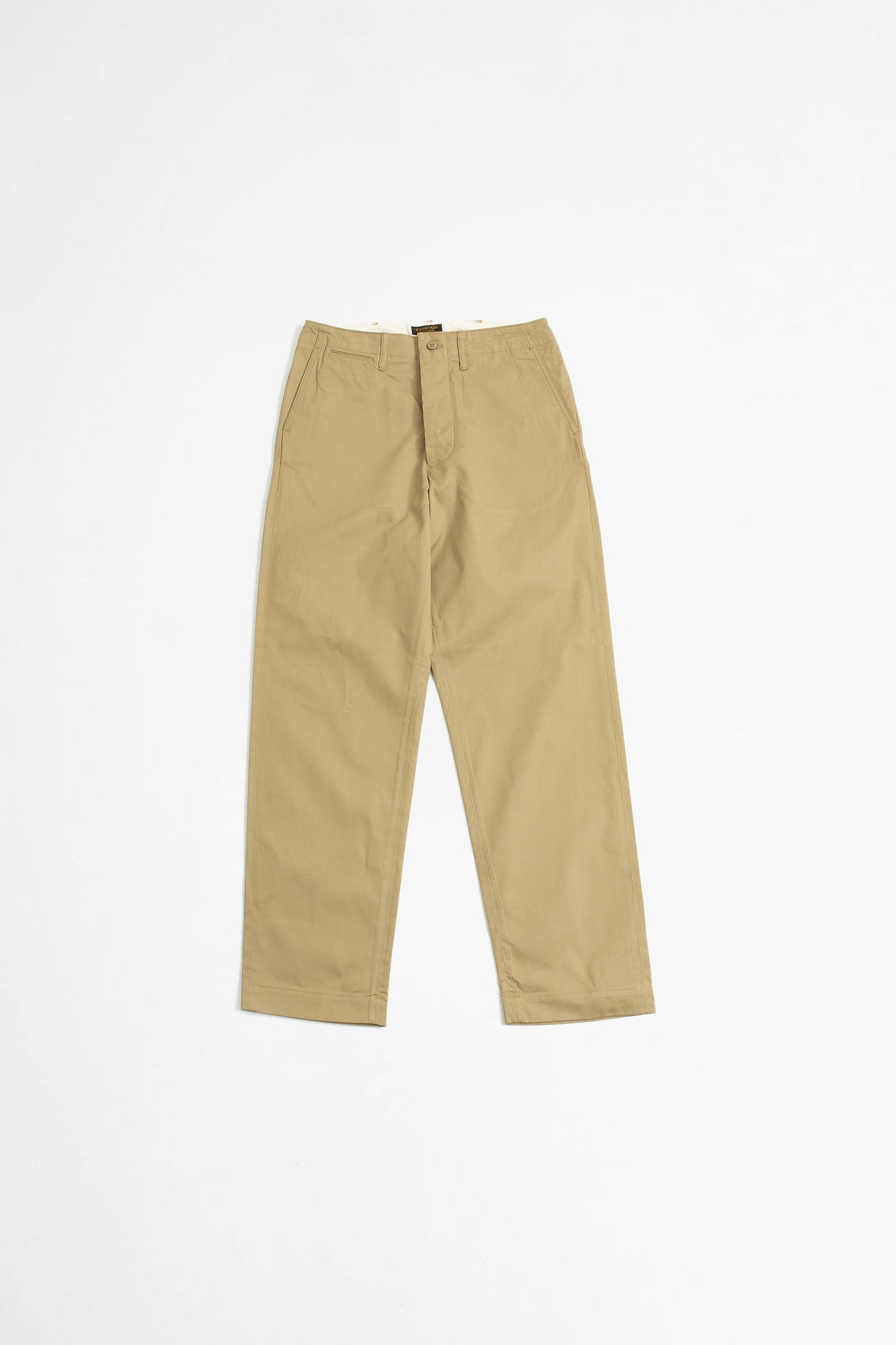 Type 45 chino trousers beige