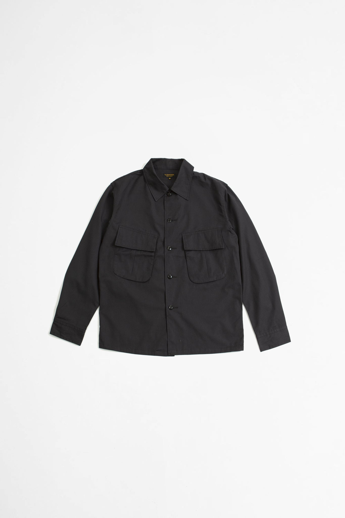 Combat short jacket black