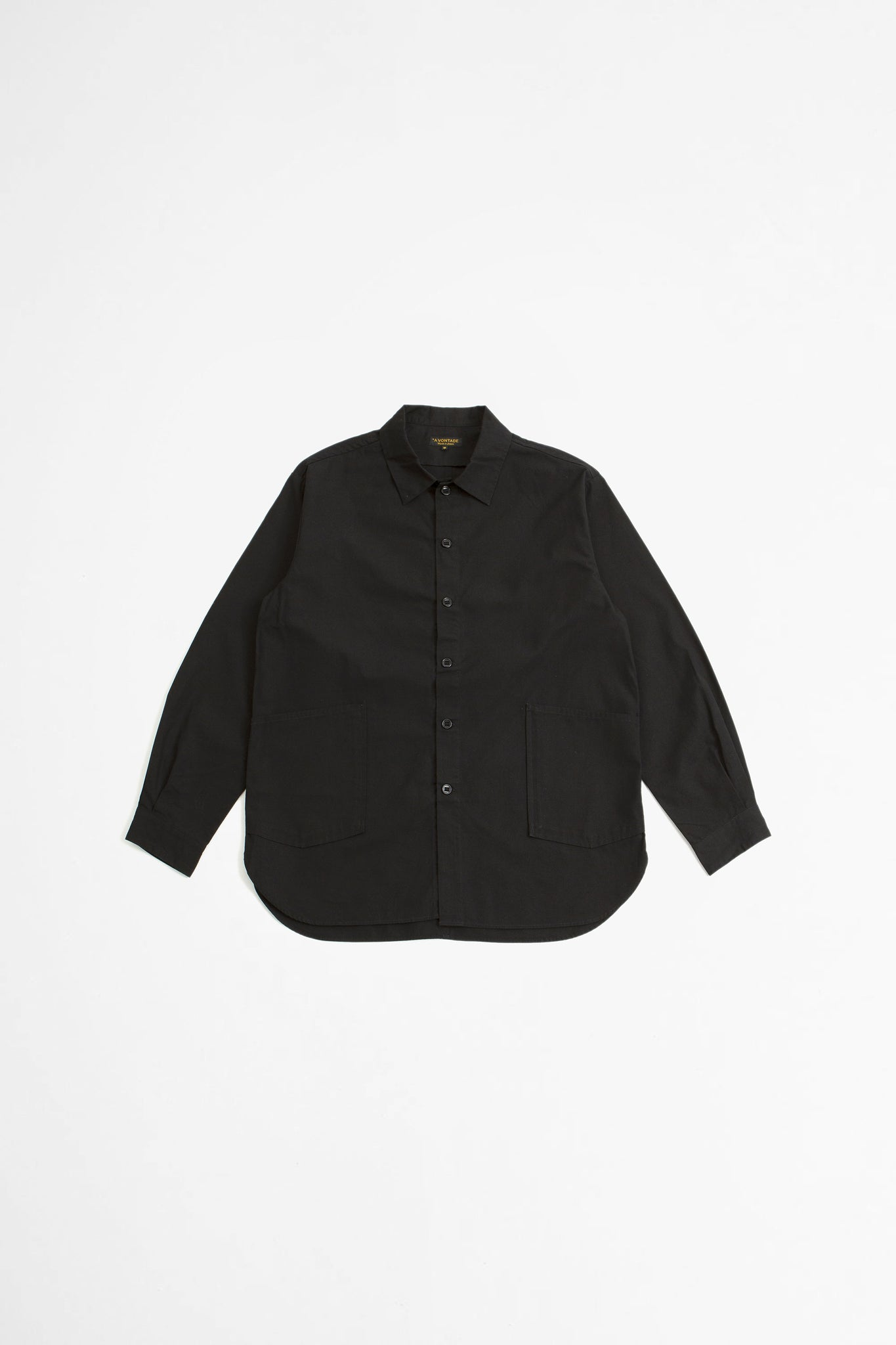 Gardener shirt jacket black