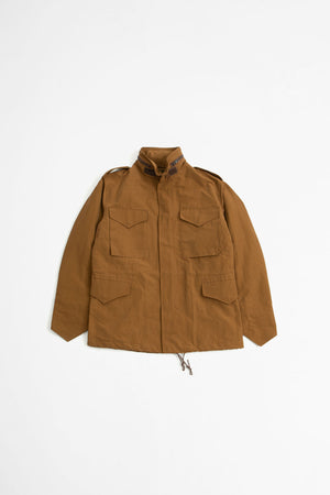 Field jacket brown
