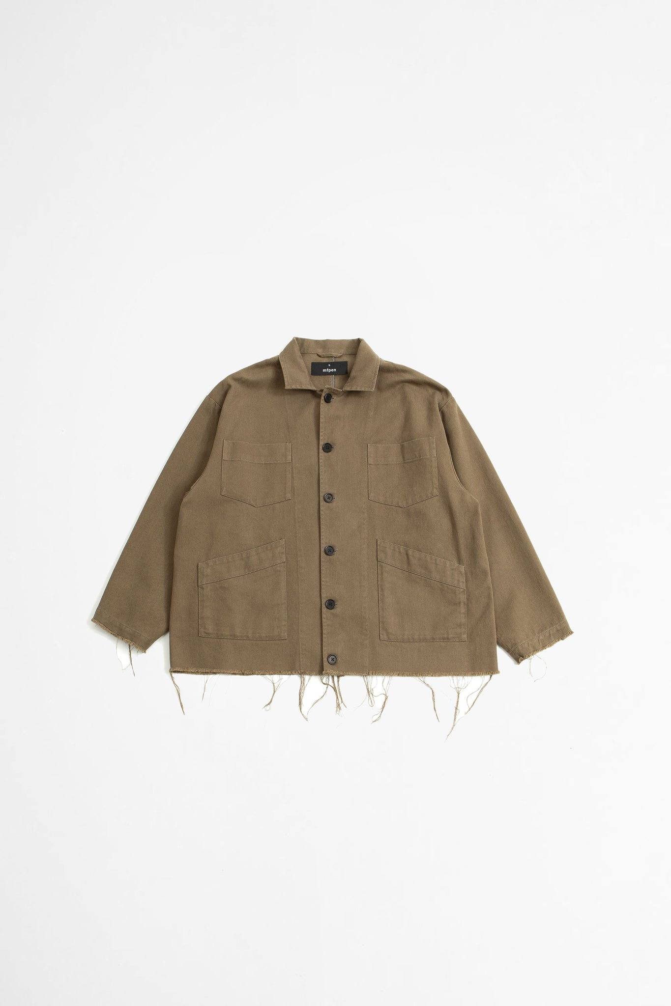 Carpenter jacket khaki
