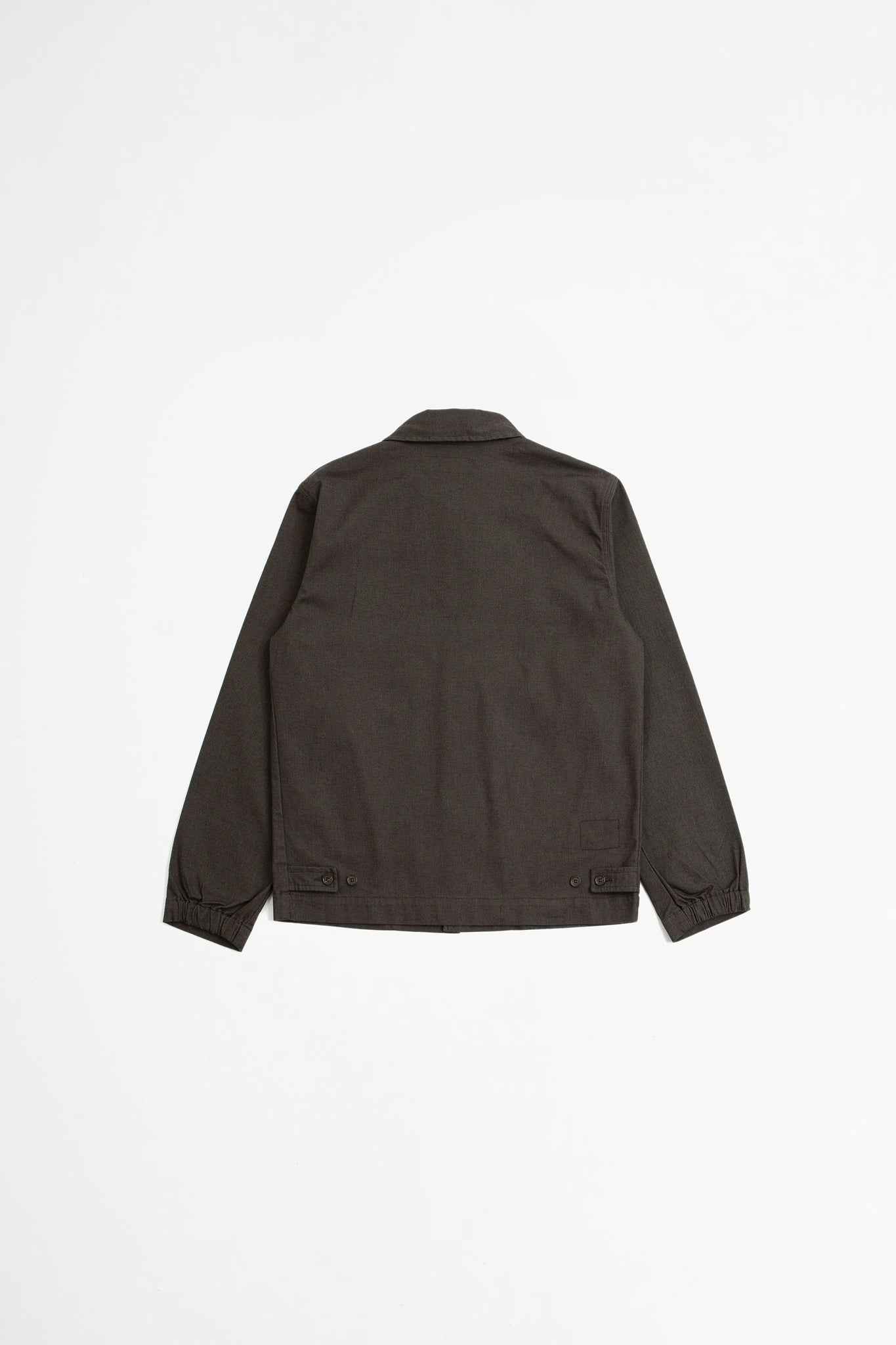 Watchman II jacket tinto cotton chocolate