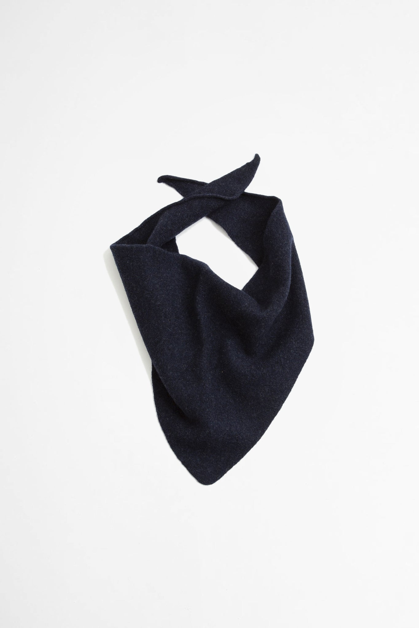 Scout scarf lambswool indigo marl