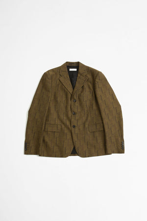 Basin jacket kaki