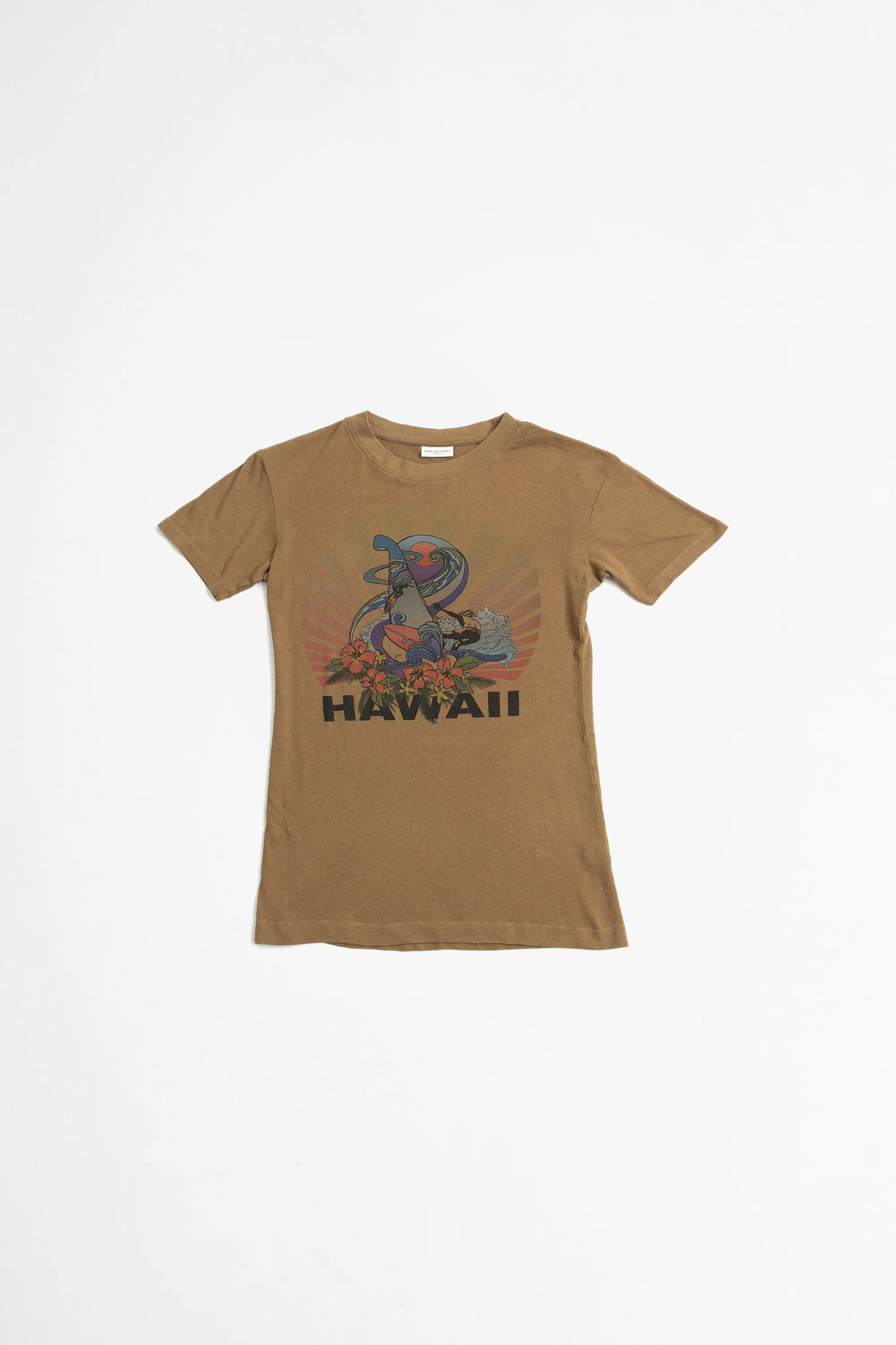Hogsett t-shirt brown