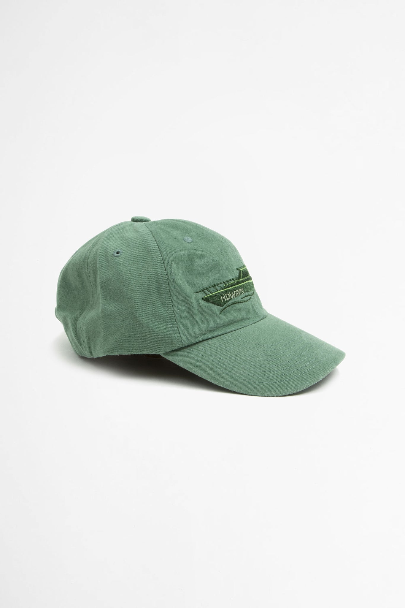 Boat six panel cap mint