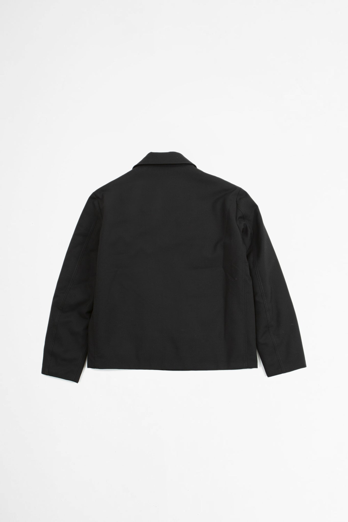 Short jacket black
