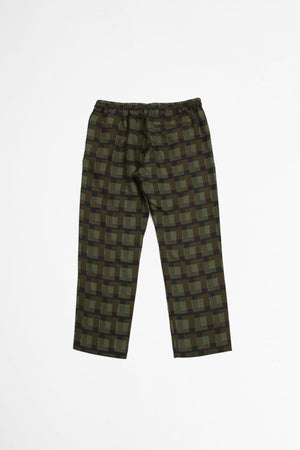 Parkino pants linen kaki