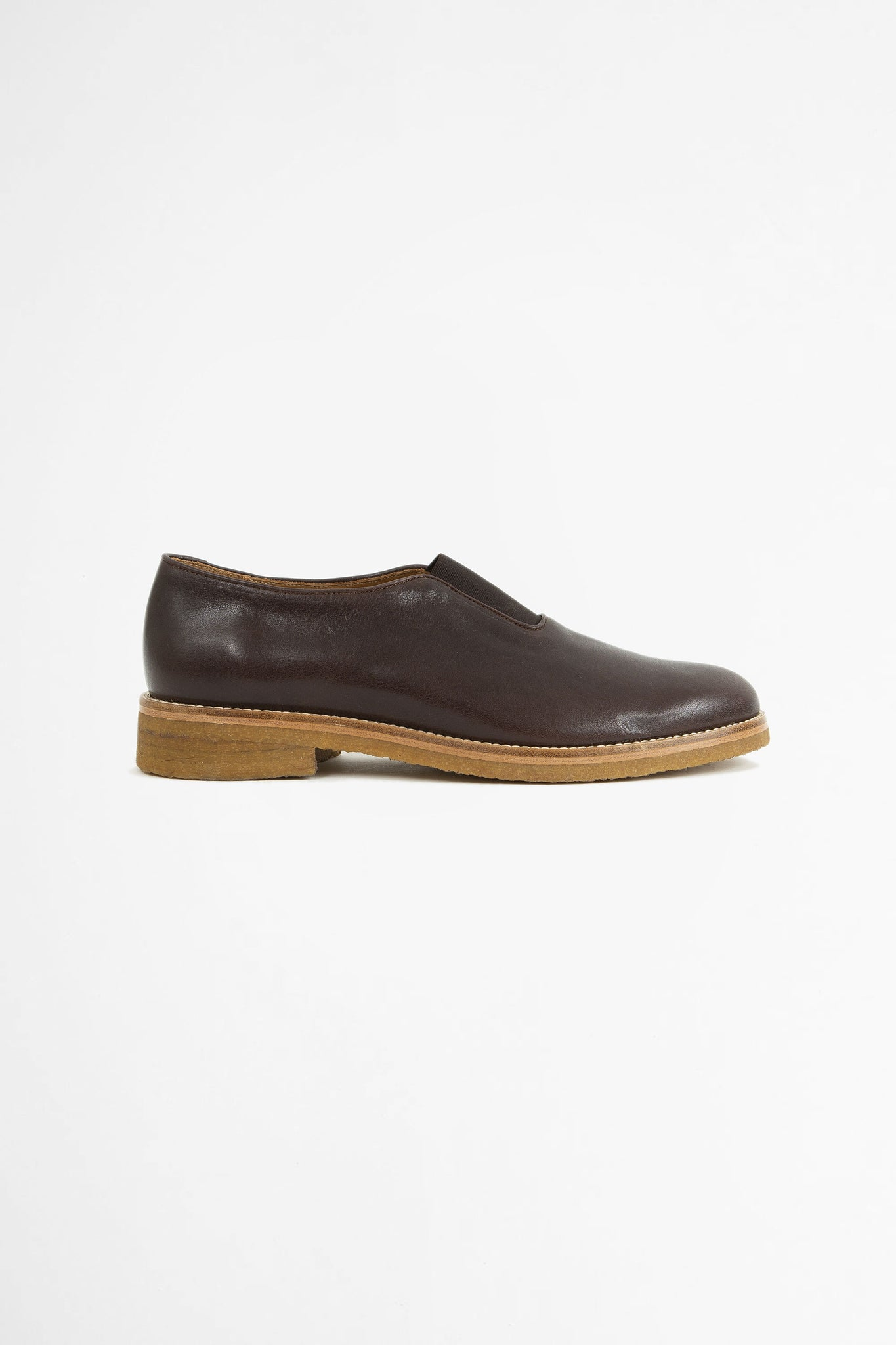 Slip on derby Arthus brown