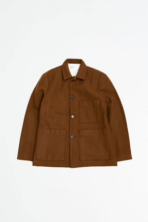 Simple bakers jacket cumin