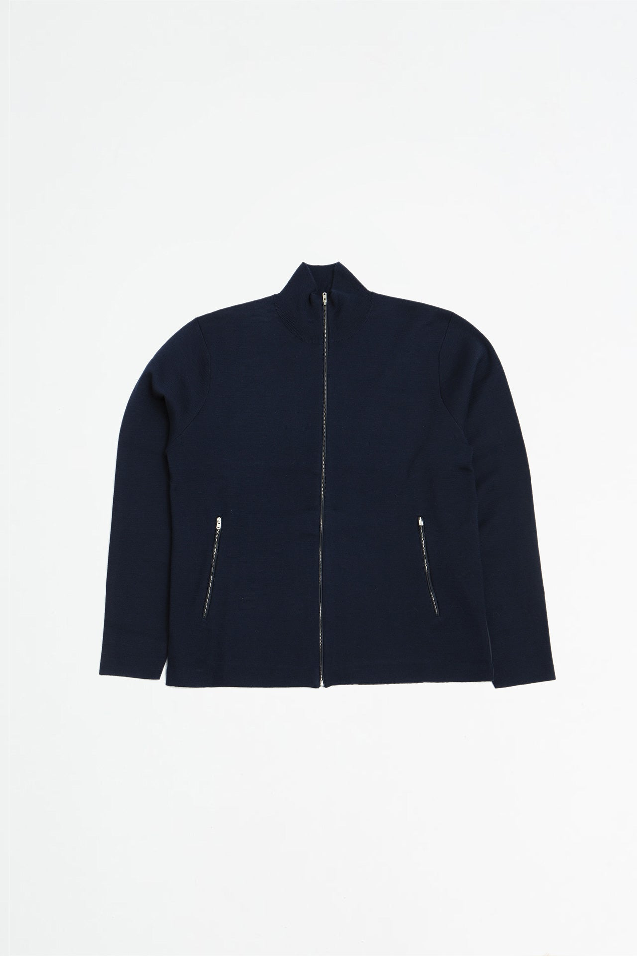 Fjord tech half zip dark navy