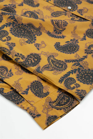 Carsten Paisley montpellier yellow