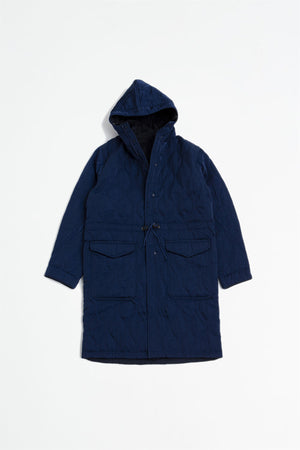 Reversible Parka navy