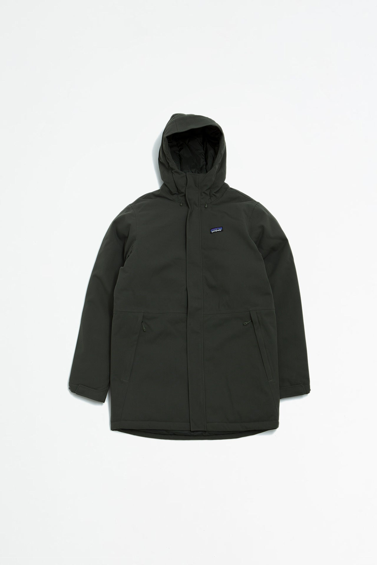 Lone Mountain parka alder green