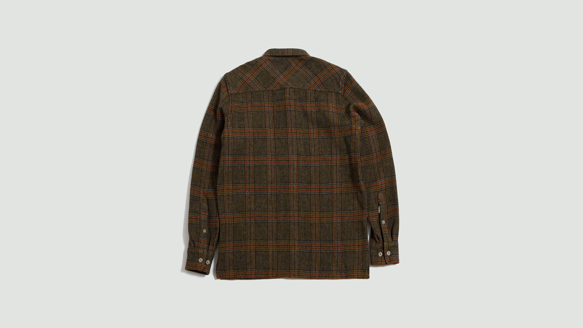 Dullu Overshirt multi check