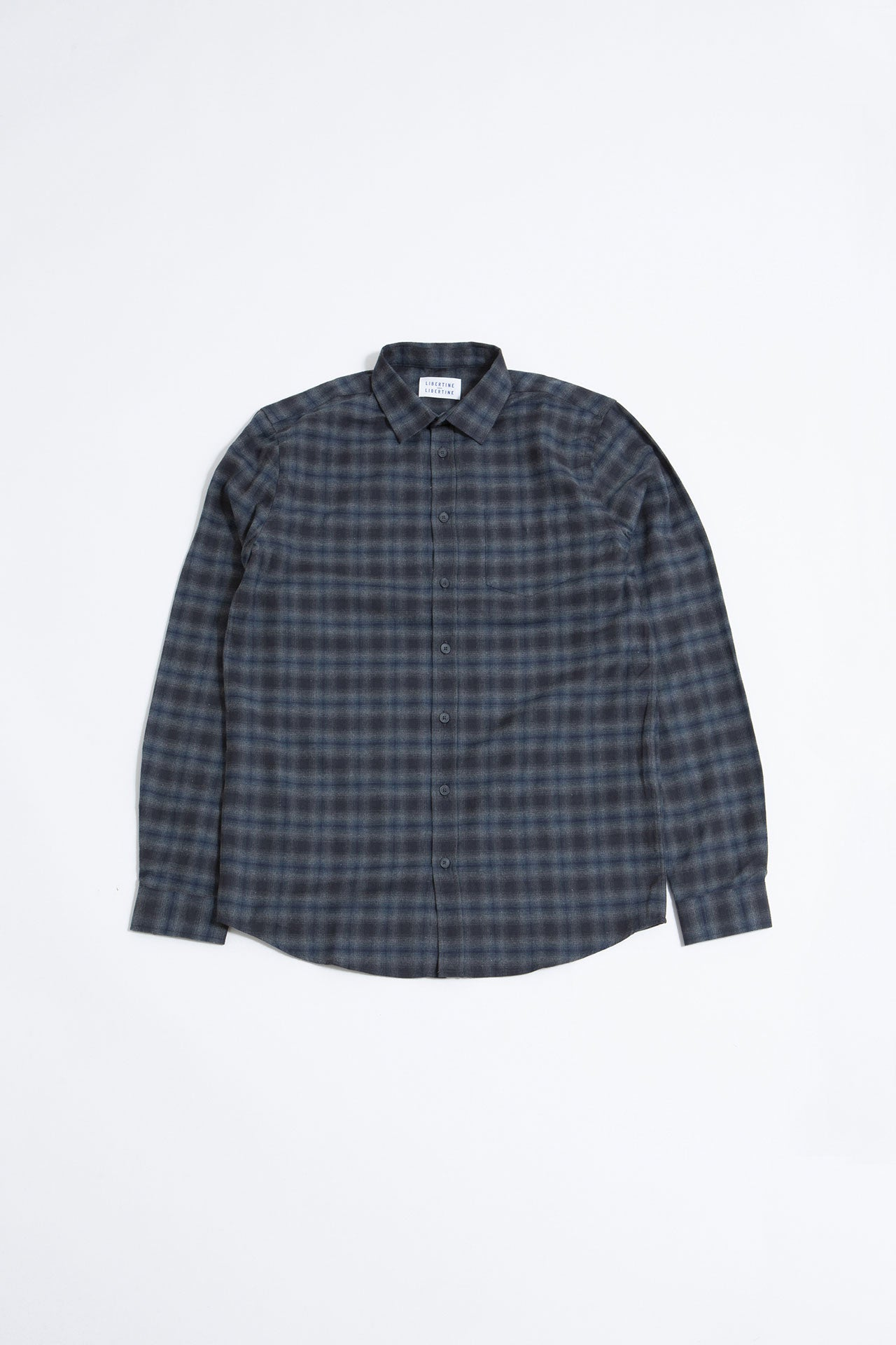 Lynch Shirt flannel check
