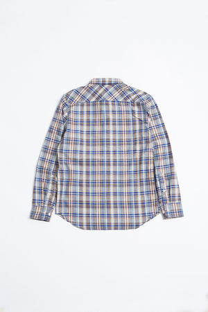 Leonard shirt autumn check