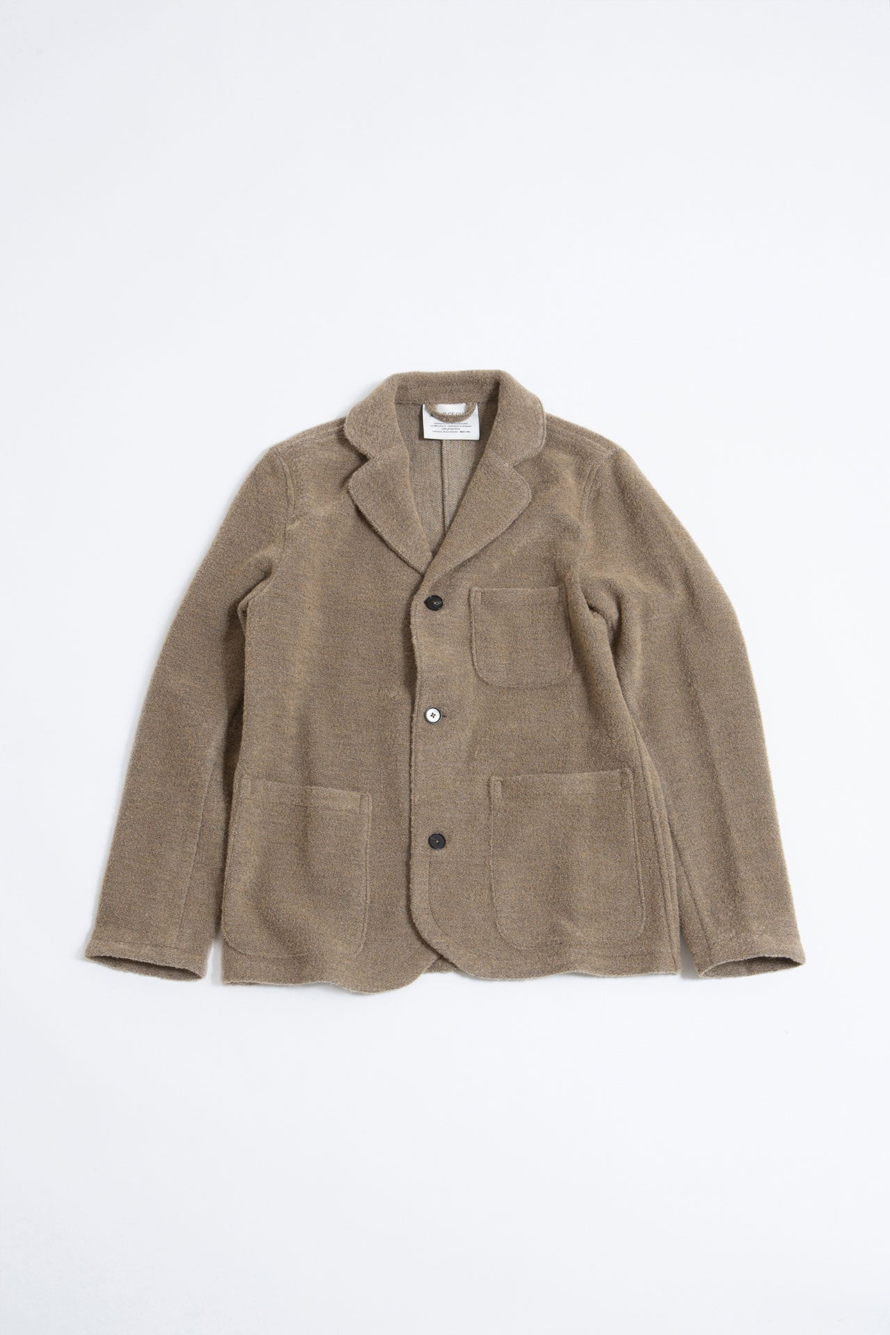 Tiro Jacket brown sugar