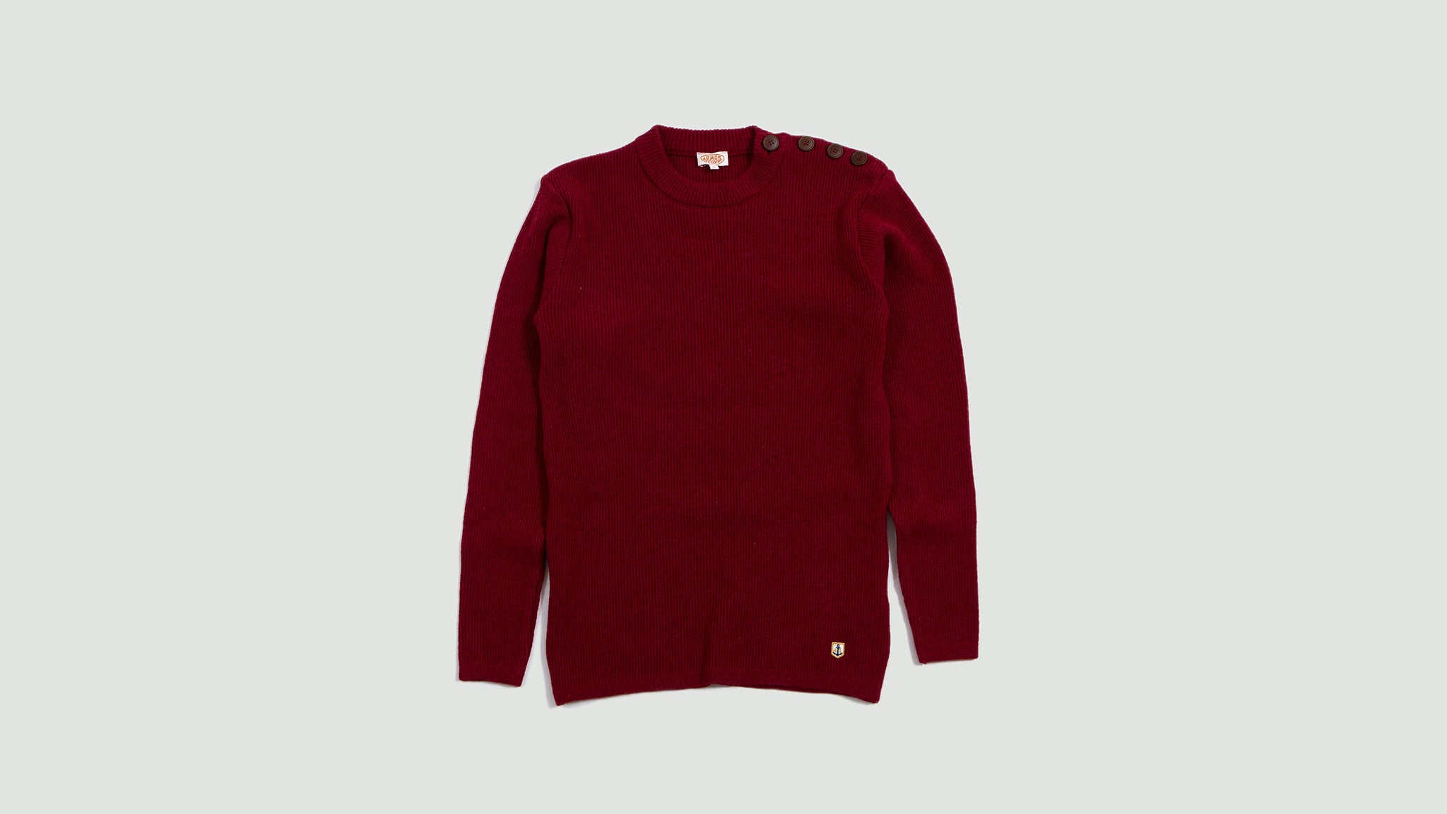 Heritage Sailor Sweater Vernis Chine
