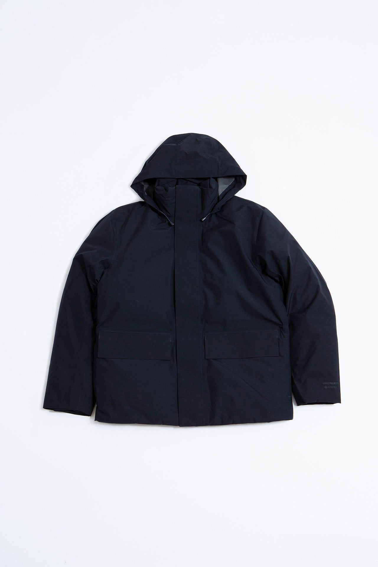 Ystad Down Gore Tex dark navy