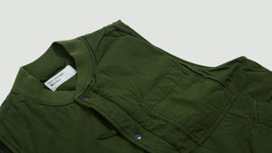 Carlton gilet insulated green