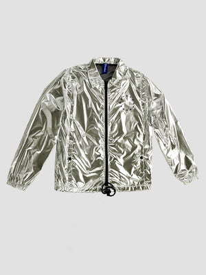 League silver jacket