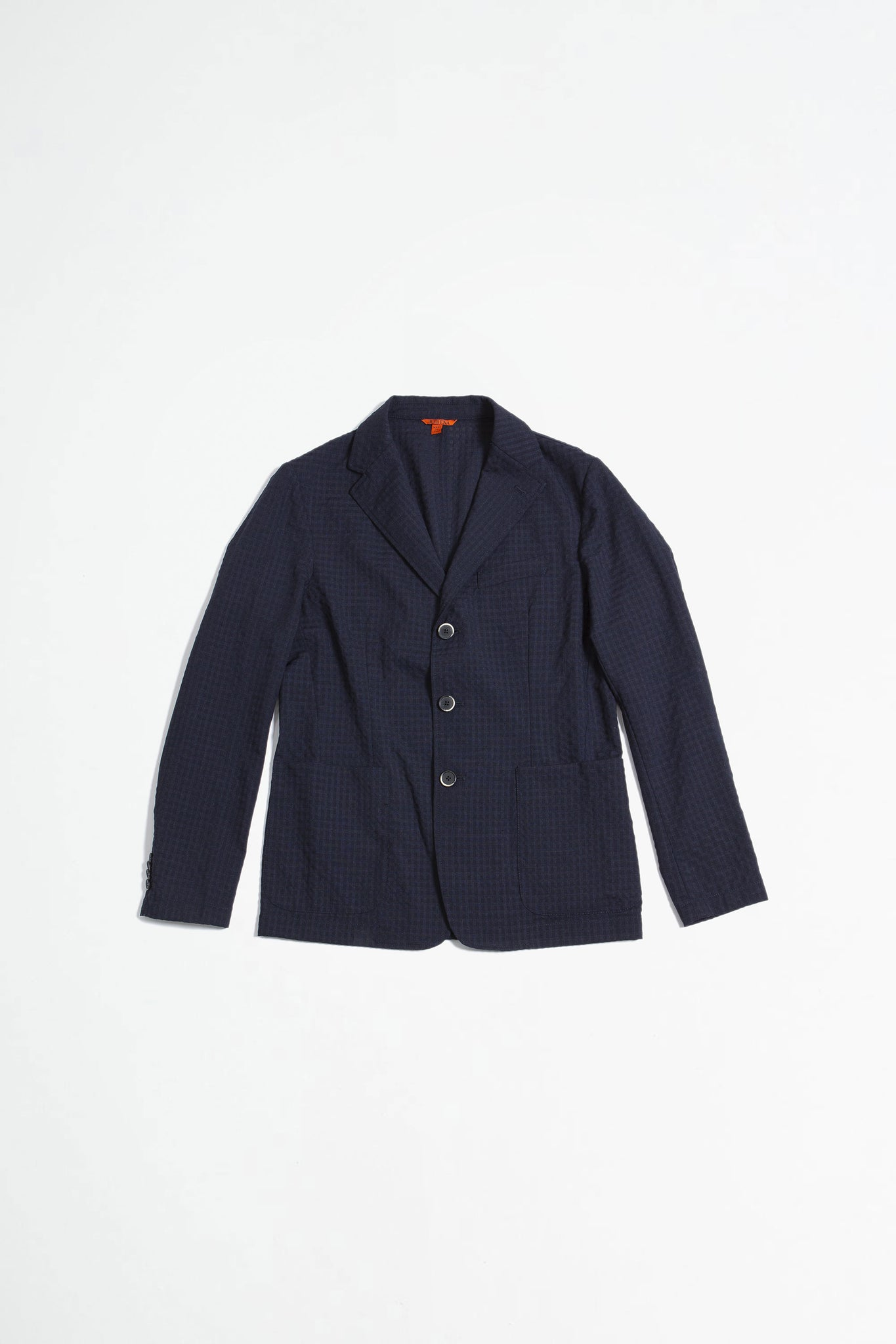 Jacket Piero stobia navy