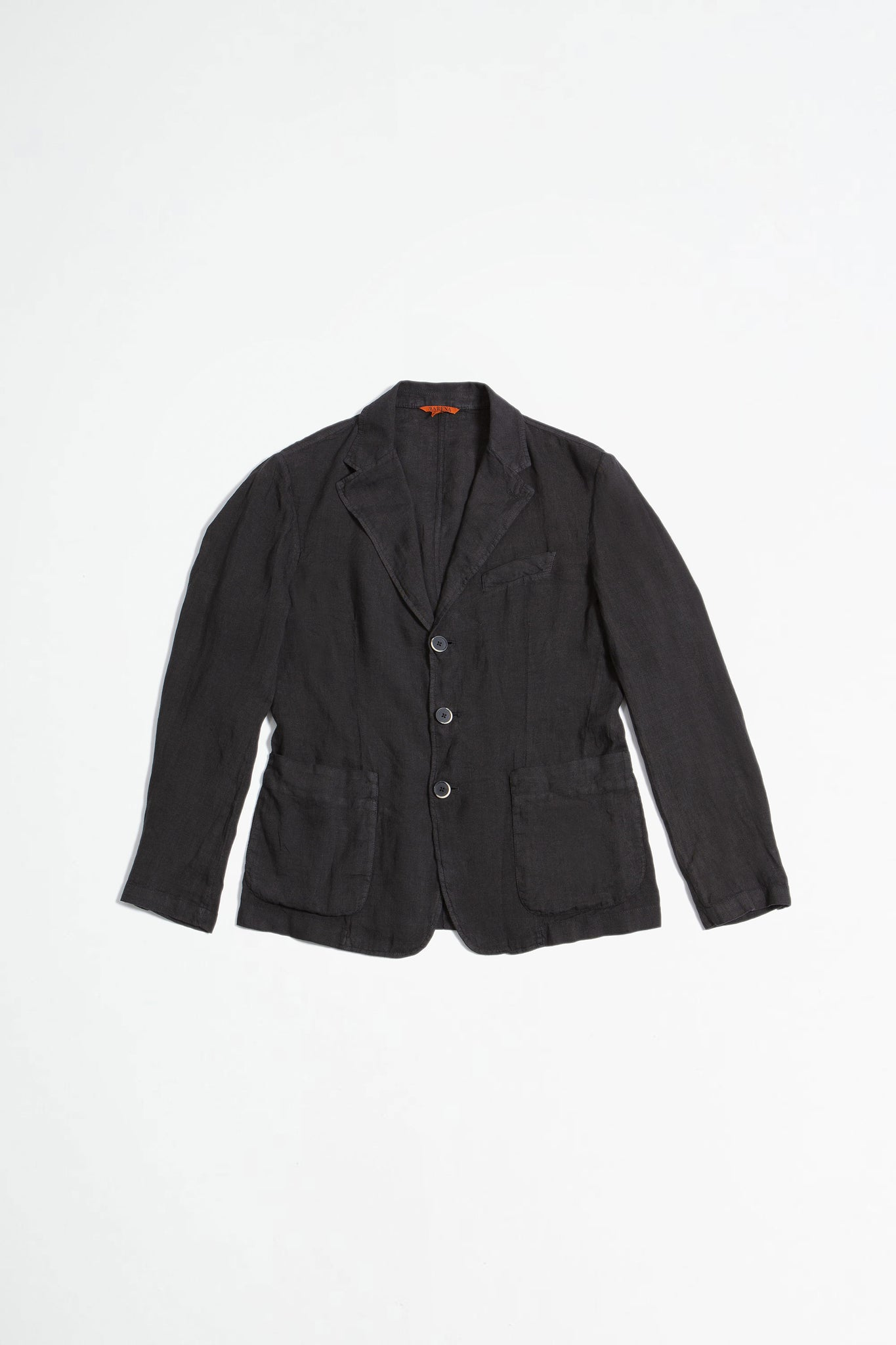 Jacket Piero telino nero